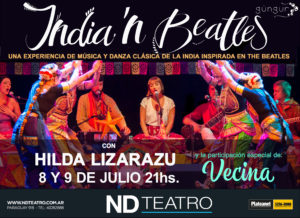 India'n Beatles FinalJULIOconVECINA (2)